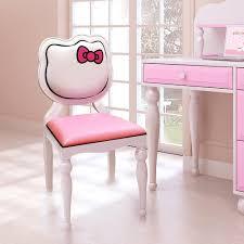 Cute childs office chair Daksh Hello Kitty Desk Chair Happy Gabby Cute Study Desks For Kids