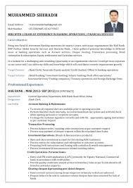 Resume Exampleetail Banker Examples Bank Teller Sample Monster Com