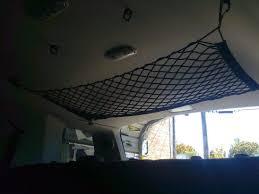 interior roof cargo net