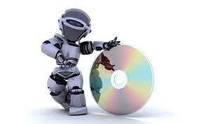 Windows 8 Hd Wallpaper 3d Robot - Robot ...