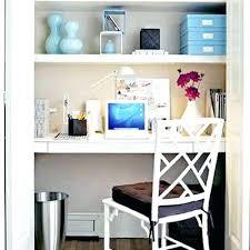 turn closet into office. Turn Closet Into Office Upgrades For Under