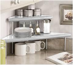 Kitchen Countertop Storage Kitchen Counter Organizer Rack Picture Of L Corner White Kitchen