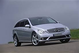 Mercedes R-Class Reviews, Specs & Prices - Top Speed