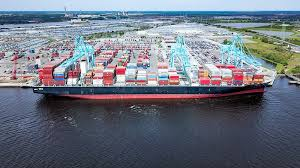Jaxport Wins 20m In Federal Funds For Blount Island