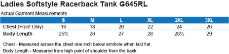 Gildan G200 Size Chart Ubumuntu Red Classic Nt