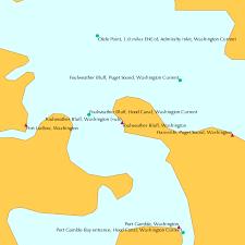 Foulweather Bluff Washington Tide Chart