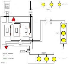 wiring a three gang switch box wiring diagram sys wiring 3 gang switch box diagram wiring diagram wiring a three gang switch box