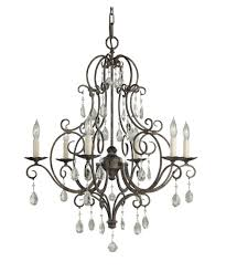 oil rubbed bronze crystal chandelier chandeliers design lighting ideas