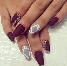 Decorative Nail Art Designs 100 Stunning and Eye Catching Matte Nail Art Design Ideas for This 42