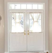 front door curtain panelFront Doors  Curtains Drapes And Blinds For A Glass Front Door