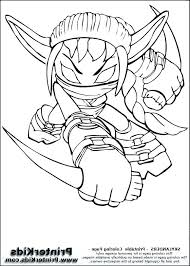 Skylanders Coloring Pages To Print Printable Colouring Pages