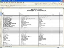 Wedding Checklist Template Best 48 Things You Need To Know About Wedding Planner Checklist Wedding