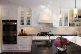 white cabinets dark floors. image of: white cabinets with dark floors mounted o