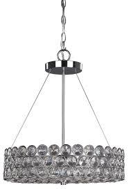rich104b03ch17 alice 3 light 17 chandelier chrome