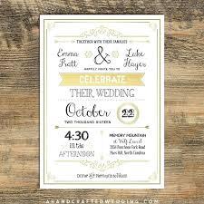 Vintage Wedding Invitations Templates