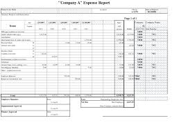 Yearly Expense Report Template Excel Free Google Docs Invoice Templates An Expense Report Lists