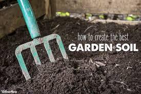 prepare garden bed