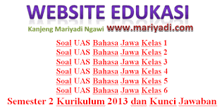 Soal bahasa indonesia kelas 12 semester 1 kurikulum 2013. Kumpulan Soal Uas Bahasa Jawa Kelas 1 2 3 4 5 6 Semester 2 Kurikulum 2013 Dan Kunci Jawaban Mariyadi Com