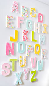 maggie mommy shared office playroom. How To Make Large Letters For Wall Decor - These Diy Require S Simple Crafting Maggie Mommy Shared Office Playroom