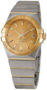 omega men s 123 20 35 20 08 001 constellation champagne dial watch omega men s 123 20 35 20 08 001 constellation champagne dial watch