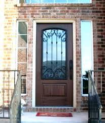 front door with sidelights for fiberglass front door 3 4 lite 3 4 lite entry