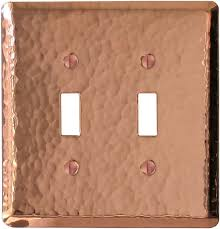 copper outlet covers. Modren Outlet Hammered Polished Copper Light Switch Plates Outlet Covers Wallplates  This Would Look Great In My Momu0027s Kitchen With Her Copper Vent Hood On Covers