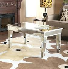 mirrored coffee table set home design ideas target nz