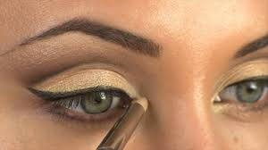 how to apply eyeliner for deep set eyes how to recognise that you have deep set eyes you