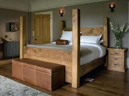 Bed Frame ~ Wooden Platform Canopy Bed Wooden Platform Bed Frame ...