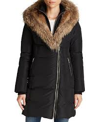 Mackage Fur Trimmed Trish Down Coat Bloomingdales