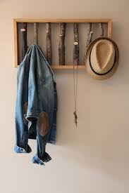 Tree Limb Coat Rack Design Ideas Tree Branch Coat Hanger To Hang On A Wall 100 Cool 26