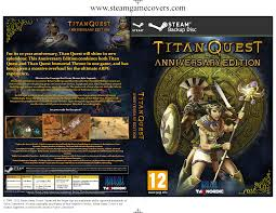Jun 23, 2021 · features and screens. Steam Game Covers Titan Quest Anniversary Edition Box Art