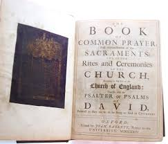 the book of mon prayer bound with and followed by the holy containing the old testament and the new bound with and followed by an index to the