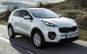 first drive review 2016 kia sportage 1 7 crdi 2 2wd