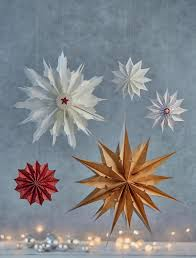 Sterne Schneekristalle Aus Papiertüten Buch Weltbildde