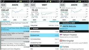 Spy Stock Quote Custom Stock Quote Apps Feat Screenshots For Create Awesome Best Stock