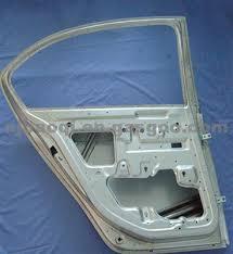 magnesium alloy door frame