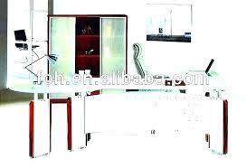 black office table. Office Glass Desk Small Table Executive Wood Desks Black Homebase