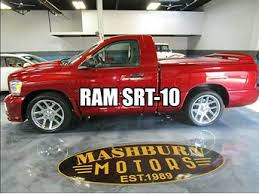2006 Dodge Ram 1500 SRT10 for Sale (with Photos) - CARFAX