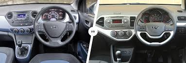2018 kia picanto interior. brilliant 2018 hyundai i10 vs kia picanto u2013 styling for 2018 kia picanto interior