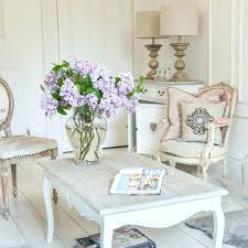 shabby chic coffee table and end tables suitable with french square