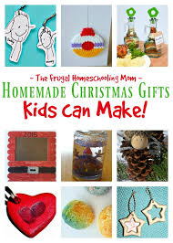 Homemade Christmas Gifts Kids Can MakeHomemade Christmas Gifts That Kids Can Make