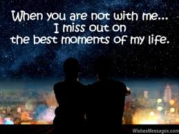 I Miss You Messages For Wife Missing You Quotes For Her Beauteous Missing My Wife