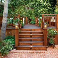 Outdoor Steps Outdoor Stairs These Outdoor Deck Stairs Have Nigh