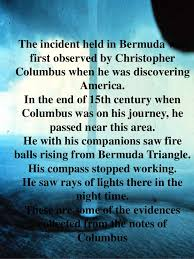 excellent ideas for creating bermuda triangle research paper an interesting essay example discussing bermuda triangle