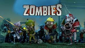 3d plants vs zombies zombies