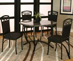 high marble top dining table big dining room table chair dining set round dining table set for