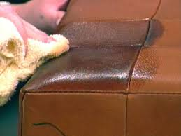 Small Picture Tips for Cleaning Leather Upholstery DIY