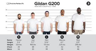 Gildan T Shirts G200 G800 G500 Vs The Hanes Beefy Tee