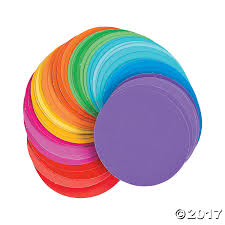 quickview  image of Paint Chip Circles with sku:13726728